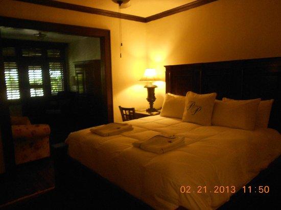 Park Plaza Hotel Winter Park :                   Relaxing
