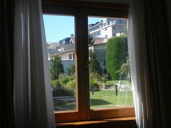 Hotel Tres Reyes:                   Vista desde la habitacion