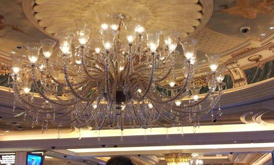 The Venetian Las Vegas:                   deco around the hotel