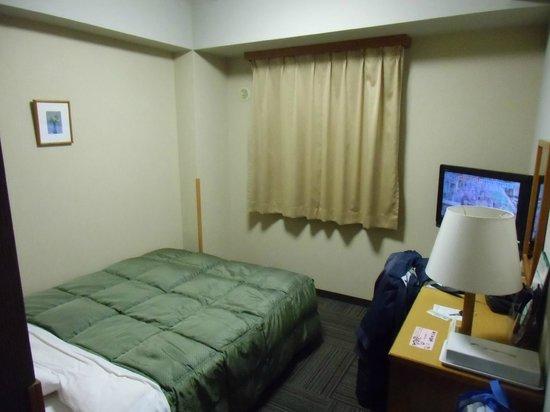 Route Inn Yokkaichi:                   部屋