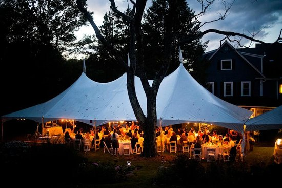 Darby Field Inn:                   A Party At The Darby