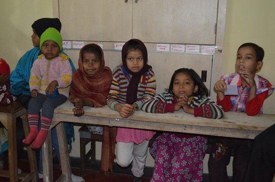 Yoga Education Training Society:                   Saraswati class room