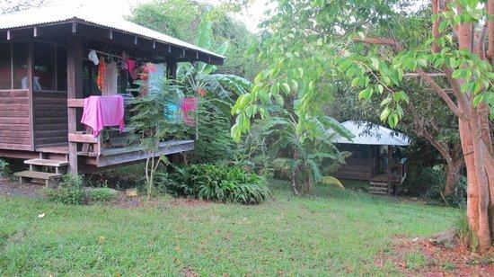 Ridge to Reef Farm at VISFI : Cabanas