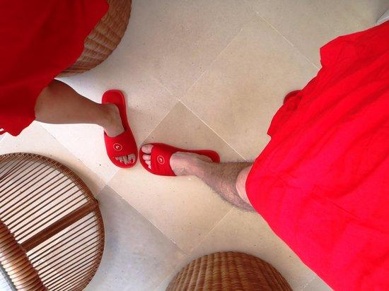 Rouge Bali - Villas & Spa:                   d'Amour at ROUGE