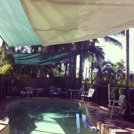 Backpackers by the Bay:                   pool