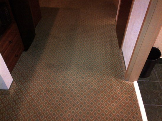 Embassy Suites by Hilton Destin - Miramar Beach:                   Don't take your shoes off!