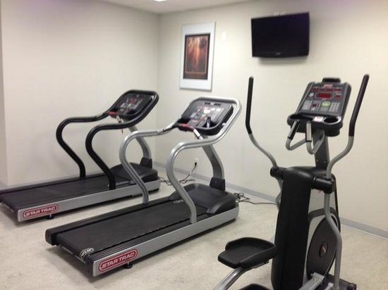Coast Chilliwack Hotel: Gym