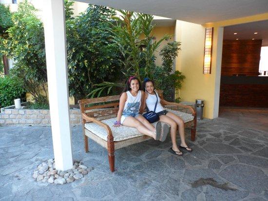 Resort La Torre:                   ENTRADA HOTEL