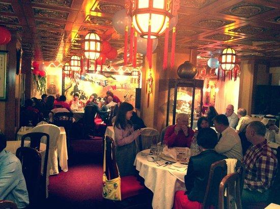 China Restaurant: atmospheric decoration