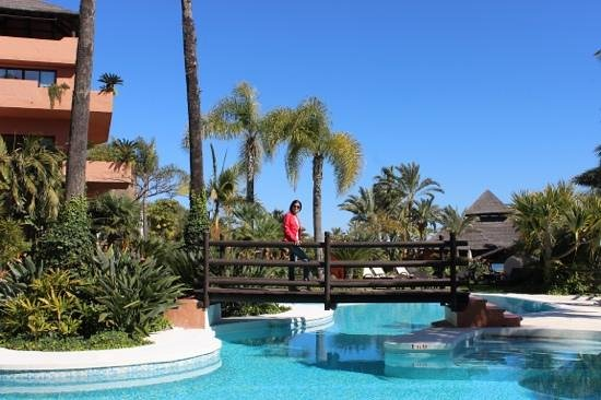 Kempinski Hotel Bahia:                   prachtig zwembad