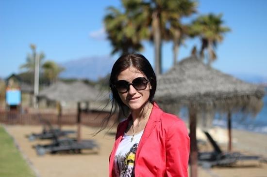 Kempinski Hotel Bahia:                   aan het strand