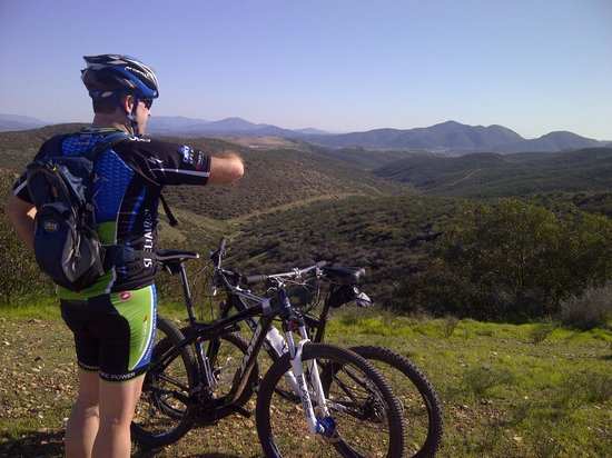 The Bike Revolution Private Tours: Top of the trail @ Mission Trails Regional Park