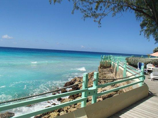 Blue Orchids Beach Hotel Worthy Boardwalk