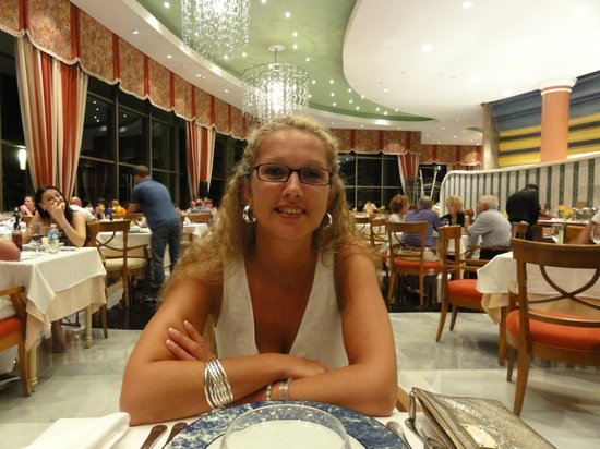 Iberostar Grand Hotel Paraiso:                   Buffetrestaurant