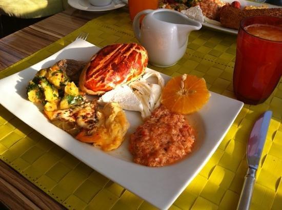 Kumru Hotel:                   Breakfast