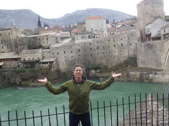 Pansion Cardak:                   The reason to visit Mostar