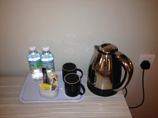Casa Fina Fine Homes:                   tea and coffee