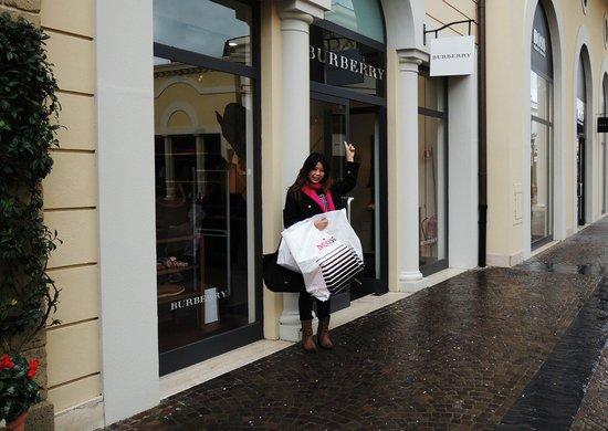 Burberry - Picture of Castel Romano Designer Outlet, Rome - TripAdvisor