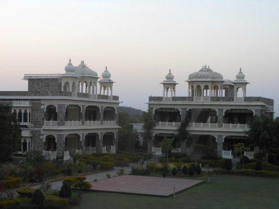 The Udai Bagh: les petits palais