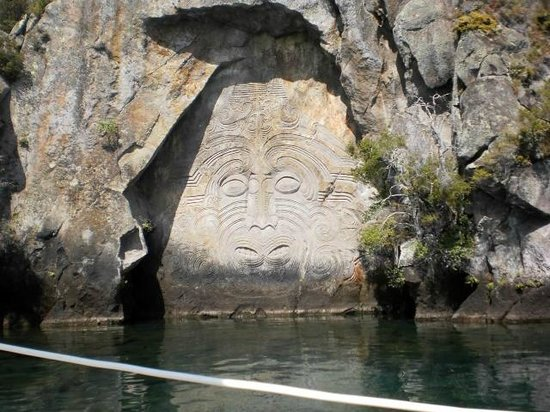Sail Barbary:                   wow rock carvings