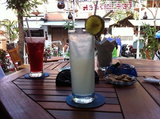 Le's Garden Bar :                   relaxing ...