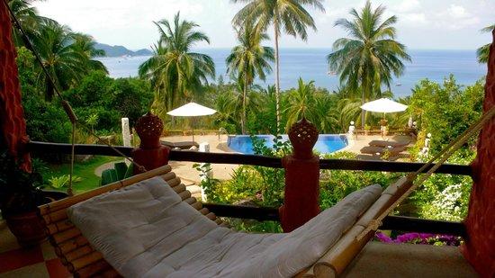 The Rocks Villas: View from Family Villa balcony