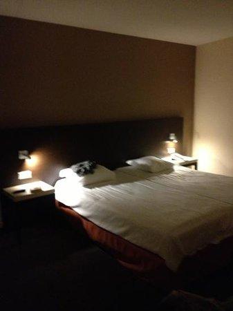 NH Arnhem Rijnhotel :                   comfy rooms