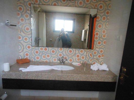 Pushkar Resorts: la salle de bain