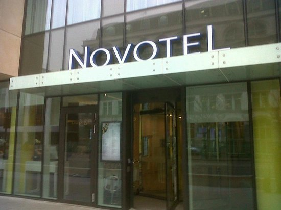 Novotel London Blackfriars:                   External (Street) View