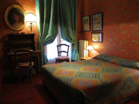 Hotel de Nice: chambre hôtel de Nice