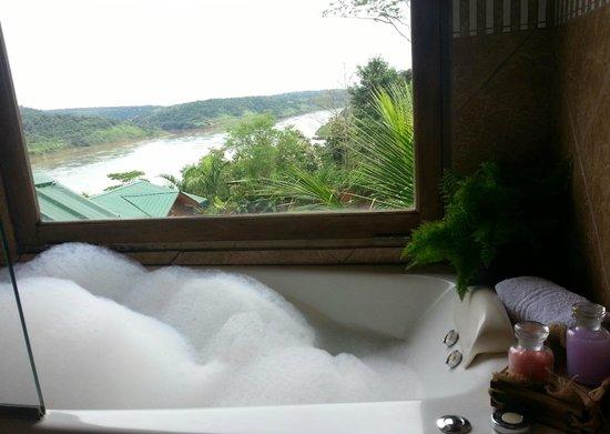 Costa del Sol Iguazu : Hidromasaje Cabaña Anchico