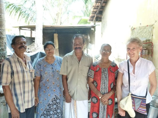 Honolulu Home HomeStay:                   Friendly Host and His Friends