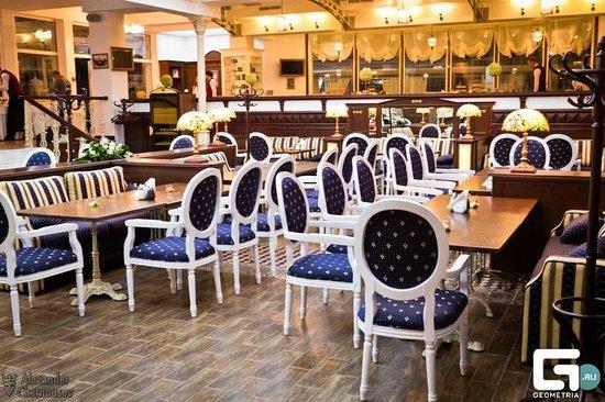 SPA-Hotel Primorsky Park: Restaurant-brewery Fabrikant