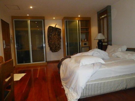 Babylon Bangkok:                   Deluxe Bulgari Room                 
