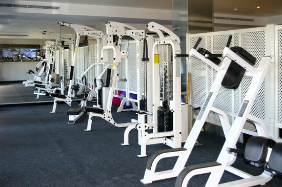 SPA-Hotel Primorsky Park: Gym fitness club Saigon