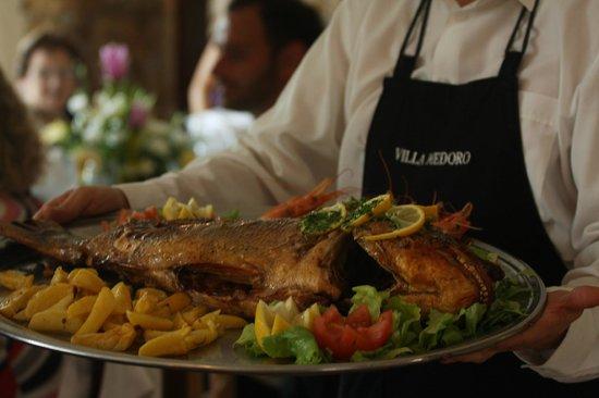 Ferentino, Italy:                   Pesce