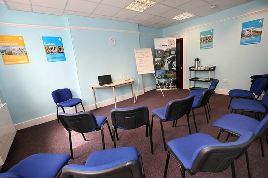 Alnwick Youth Hostel: Our meeting room is available for meetings and small training courses