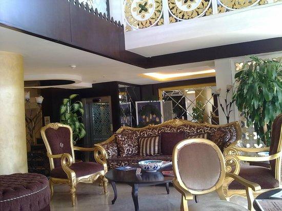 Ottoman Hotel Park:                                     Nice lobby                                  