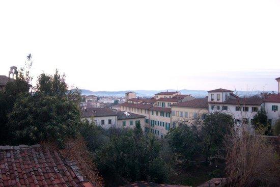 Cento Passi dal Duomo: Panorama da camera e terrazzino