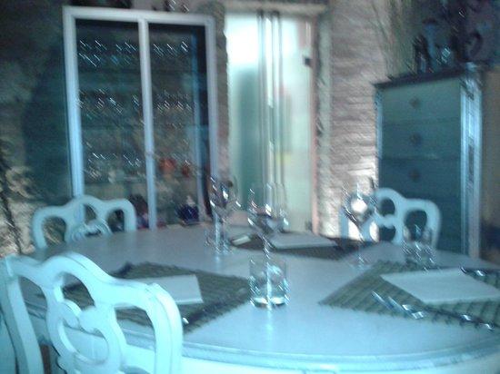 La Locanda del Vino Nobile : sala ristorante