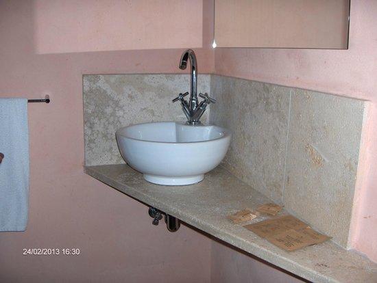 La Locanda del Vino Nobile: lavabo