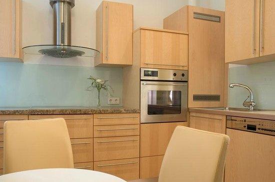 Appartement-Hotel an der Riemergasse: Grande Suite