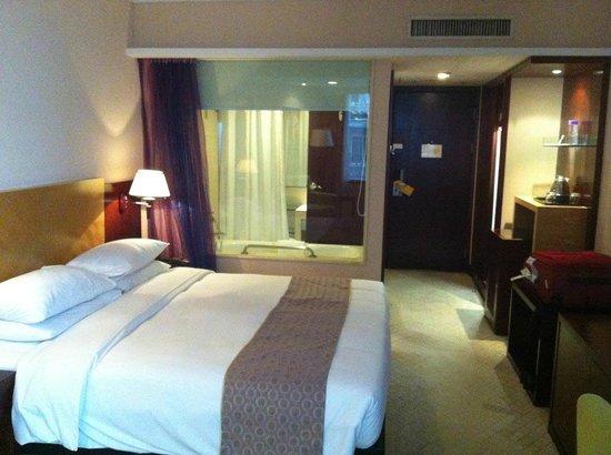 Emperor Hotel :                   Room
