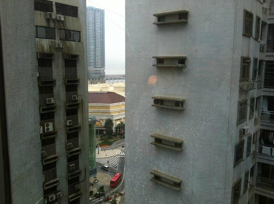 Emperor Hotel:                   Not much of a view