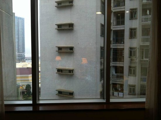 Emperor Hotel :                   Not much of a view