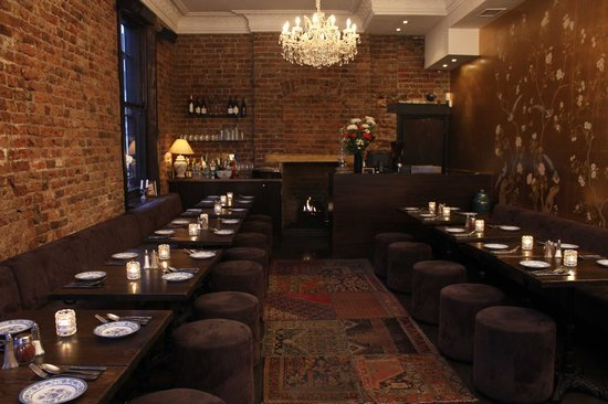 Anar Persian Restaurant Notting Hill