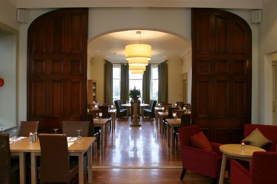 Nether Abbey Hotel: Private dinning