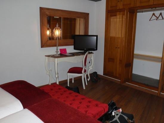 Hospederia del Atalia: chambre 206