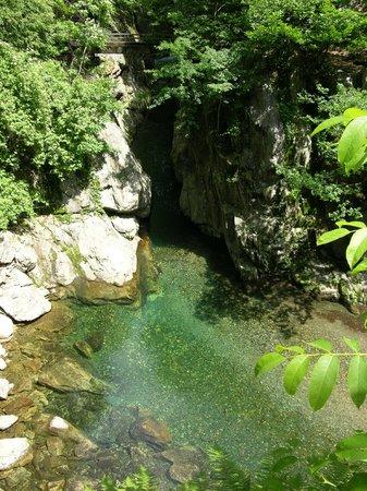 Parco Nazionale Val Grande:                                     Le pozze in Val Grande