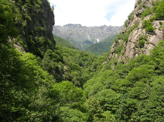 Province of Verbano-Cusio-Ossola, Itália: La Val Grande